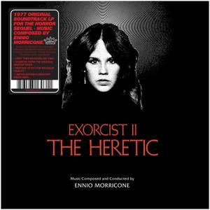 Exorcist II: The Heretic (Original Soundtrack) LP (Orange Swirl)