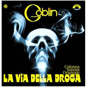 La Via Della Droga (Colonna Sonora Originale) LP (Clear)