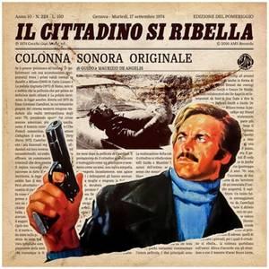 Il Cittadino Si Ribella (Colonna Sonora Originale) LP (Clear)