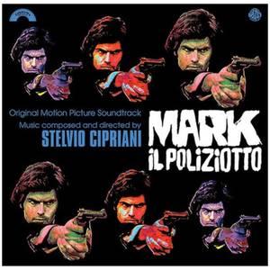 Mark Il Poliziotto (Original Motion Picture Soundtrack) LP (Clear)