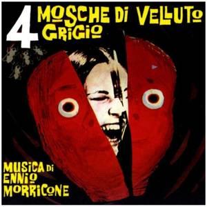 4 Mosche Di Velluto Grigio (Original Soundtrack) LP (Clear)