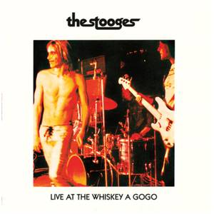 The Stooges - Live At The Whiskey A Gogo LP (White)