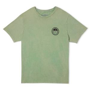 Pokémon Sleep Under The Stars Unisex T-Shirt - Mint Acid Wash
