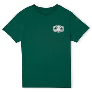 Pokémon Woodland Explorer T-shirt Unisexe - Vert