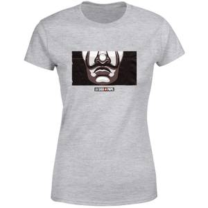 Money Heist Dali Mouth Women's T-Shirt - Grey