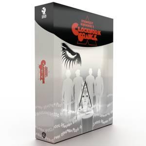 A Clockwork Orange - Limited Edition Titans of Cult 4K Ultra HD Steelbook (Includes Blu-ray)