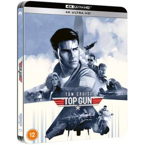 Top Gun - Limited Edition 4K Ultra HD Steelbook