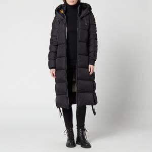 Parajumpers Women's Panda Extra Long Coat - Black