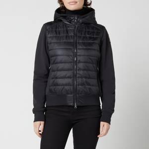 Parajumpers Women's Caelie Fleece Bomber Jacket - Black