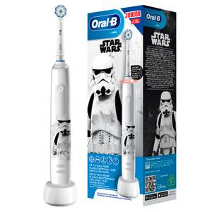 Oral-B Junior Elektrische Zahnbürste Star Wars