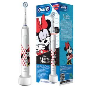 Oral-B Junior Elektrische Zahnbürste Minnie Mouse