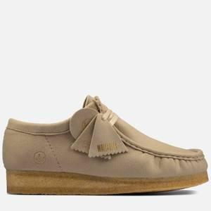 Clarks Originals Men's Vegan Pack' Wallabee Shoes - Sand