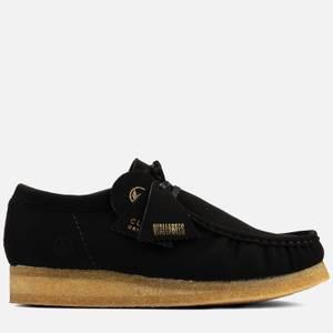 Clarks Originals Men's Vegan Pack' Wallabee Shoes - Black