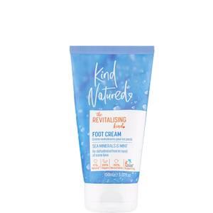 Kind Natured Sea Minerals & Mint Revitalising Foot Cream - 150ml