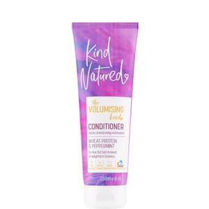 Kind Natured Volumising Wheat Protein & Peppermint Conditioner - 250ml