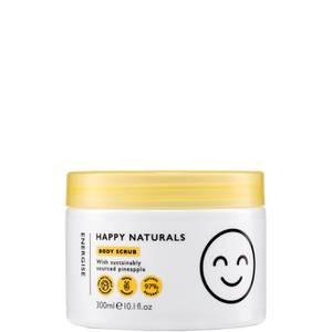 Happy Naturals Energising Body Scrub - 300ml