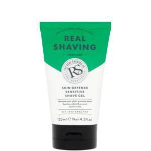 Real Shaving Co Skin Defence Sensitive Shave Gel - 125ml