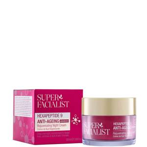 Super Facialist Hexapeptide 9 Anti-Ageing Advanced Rejuvenating Night Cream - 50ml