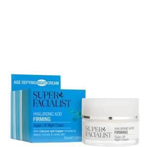 Super Facialist Hyaluronic Acid Firming Super Lift Night Cream - 50ml