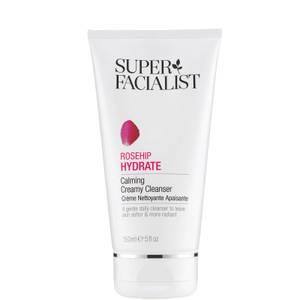 Super Facialist Rosehip Hydrate Calming Creamy Cleanser - 150ml