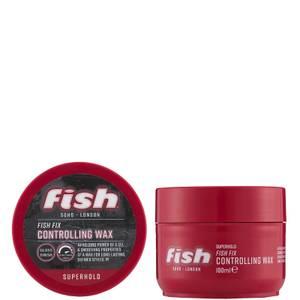 Fish Soho Super Hold Fish Fix Controlling Wax - 100ml
