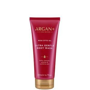 Argan+ Rose Otto Oil Ultra Gentle Body Wash - 200ml