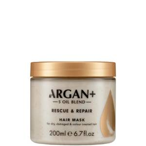 Argan+ Rescue and Repair Hair Mask - 200ml