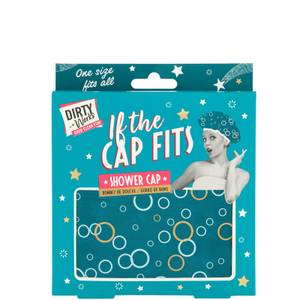 Dirty Works If The Cap Fits Shower Cap