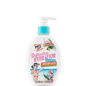 Dirty Works Destination Hydration Hand and Body Lotion - 250ml