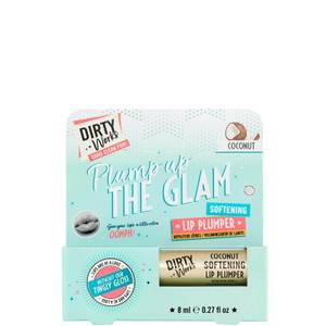 Dirty Works Plump up the Glam Softening Lip Plumper - 8ml