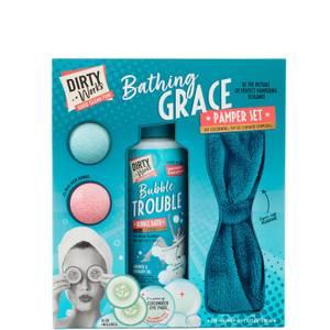 Dirty Works Bathing Grace Pamper Set