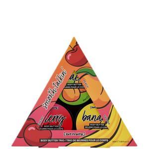 Get Fruity Smooth Talkin' Body Butter Trio