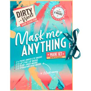 Dirty Works Mask Me Anything Mask Set