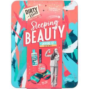Dirty Works Sleeping Beauty Unwind Set
