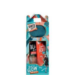 Dirty Works Best In Glow Body Prep Kit