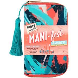 Dirty Works Mani Fest Manicure Set