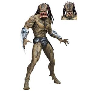 NECA Predator (2018) Deluxe Ultimate Assassin Predator (Unarmoured) 7 Inch Scale Action Figure