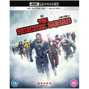 The Suicide Squad - 4K Ultra HD