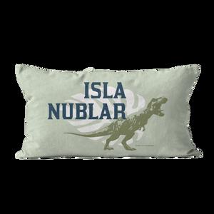 Jurassic World Isla Nublar Rectangular Cushion