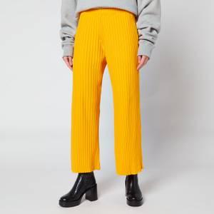Simon Miller Women's Adlar Pants - Sunset Orange