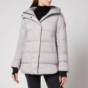 Canada Goose Women's Alliston Jacket - Moonstone Grey