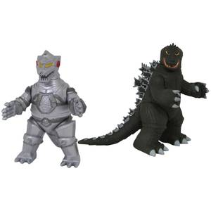 Diamond Select Godzilla Vinimate 2-Pack - Godzilla (1962) & Mechagodzilla