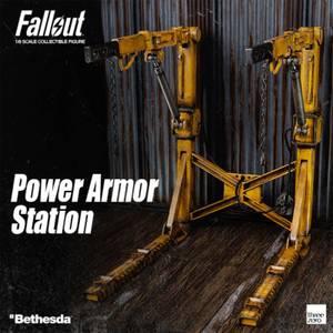 ThreeZero Fallout 1/6 Scale Playset - T-45 Power Armor Station