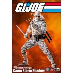 ThreeZero G.I. Joe FigZero 1/6 Scale Collectible Figure - Camo Storm Shadow