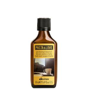 Davines Pasta & Love Pre-Shaving and Beard Oil 50ml