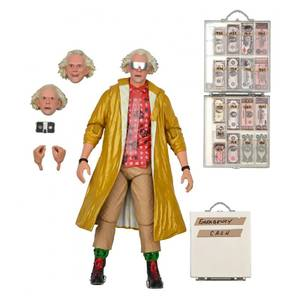 NECA Back to the Future 2 Doc Brown (2015) Ultimate 7 Inch Action Figure