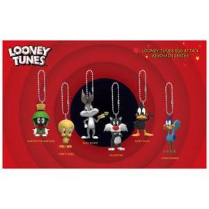 Beast Kingdom Looney Tunes Mini Egg Attack Keychains Set of 6 4cm