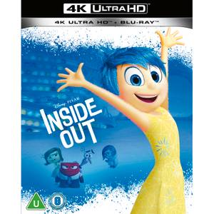 Inside Out - Zavvi Exclusive 4K Ultra HD Collection #17