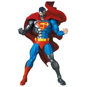 Medicom The Return Of Superman MAFEX Figure - Cyborg Superman