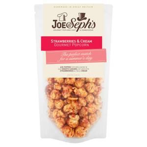 Joe & Seph's Strawberries & Cream Popcorn Pouch